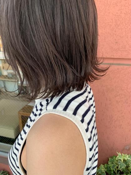 ❤️ダメージが気になる方に❤️新規限定✨外国人風カラー&TOKIOトリートメント