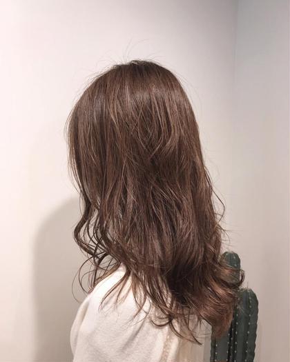 【おすすめ】❤️前髪カット+カラー+トリートメント❤️