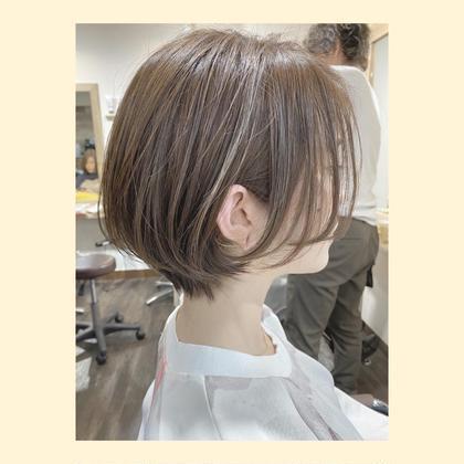 💖新規限定💖【カット×うる艶カラー× トリートメント✨】