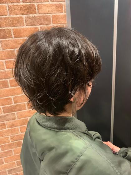【新規限定メニュー】パーマ(カット込み)+カラー(学生7700)