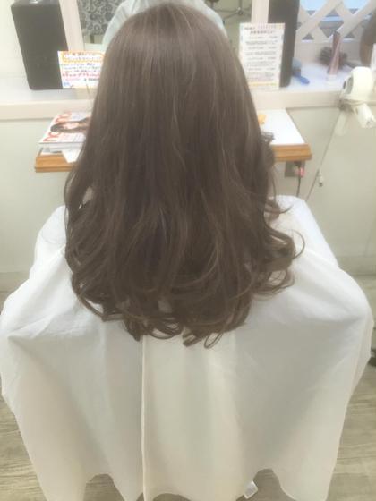 松本平太郎美容室吉祥寺本店所属・齋藤達也のスタイル