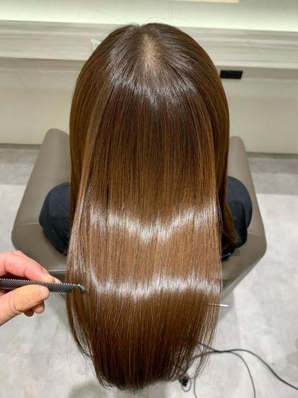 美髪コース☆髪質改善トリートメント(カット、カラーも相談可)