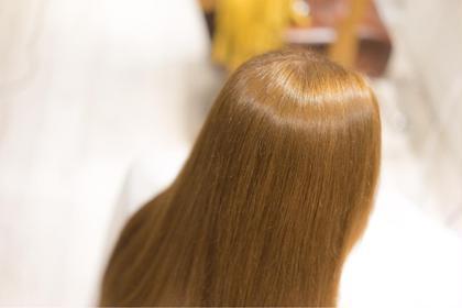 TOKIOのSINKAで今までにない驚きの縮毛矯正✨