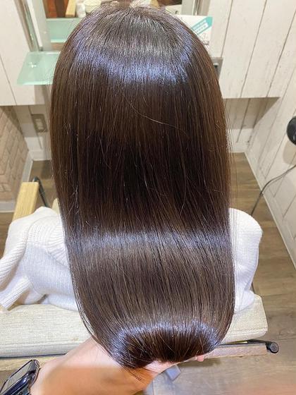 【⭐️奇跡の一滴使用⭐️】💕美髪フルカラー&オラプレックス