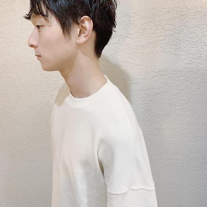 🌟清潔感、モテ🌟似合わせメンズcut + 眉cut