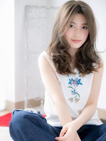 【9月・10月限定クーポン☆限定】カット+イルミナカラー+髪質改善酸熱トリートメント