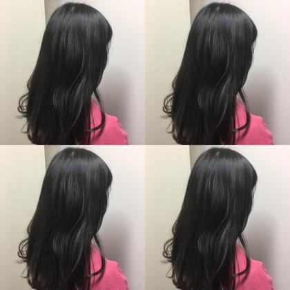ダークカカオブラック aile total beauty salon所属・門田裕也のスタイル