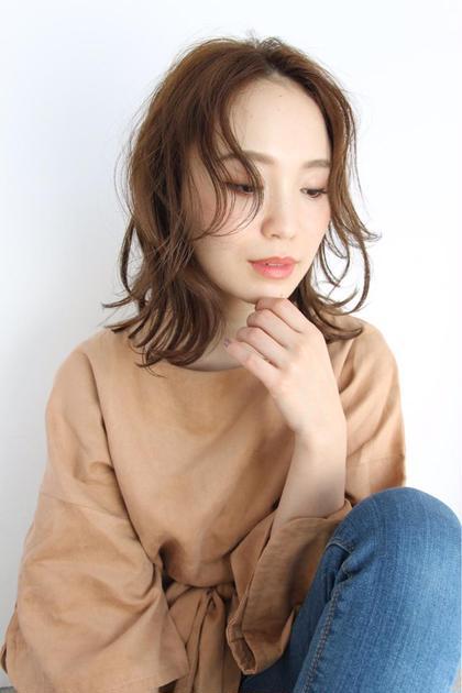 Laraca所属・遠藤美菜子のスタイル