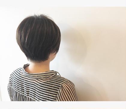 カット+癒しのヘッドスパ