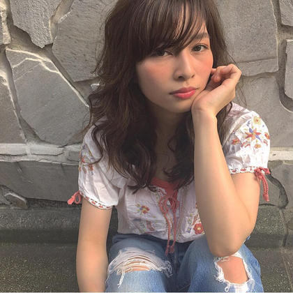 SORA 広尾店所属・川村鞠香のスタイル
