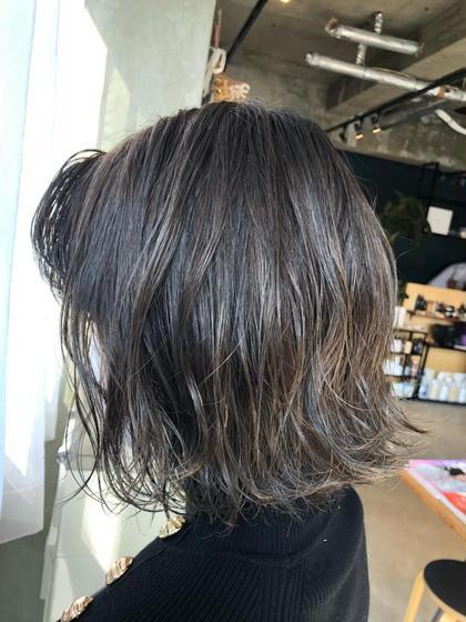 🌈髪質改善🌈カット+オートクチュールヘアエステ