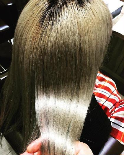初回限定★ 外国人風イルミナ✖️アディクシー+cut+髪質改善ACIDSHAPER+TOKIOインカラミ