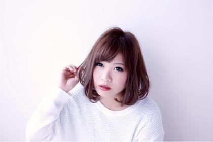 Source hair atelier所属・高橋優のスタイル