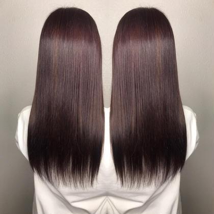 【サロン史上最強】髪質改善トリートメント🌈