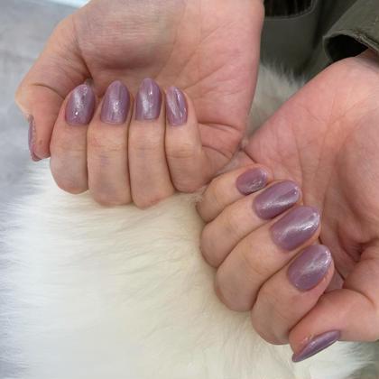 オフなし♡大満足!マグネットジェル♡お爪を削らないparagel使用♡