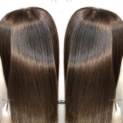 ✨カット&ストレートパーマor縮毛矯正&髪質改善8stepトリートメント✨