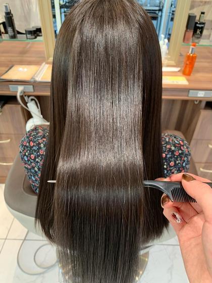 ✨人気No1【髪質改善】✨🦋髪質改善ヘアエステ🦋憧れの美髪になれる