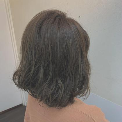 Ash鴨居店所属の中島舞華のヘアカタログ