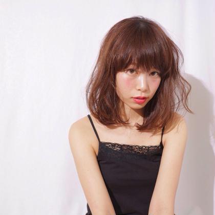 AUBE hair space 新宿本店所属・小田拓弥のスタイル