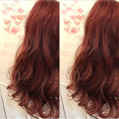 red×brown♡♡♡ MODEK's淡路店所属・adachimaiのスタイル