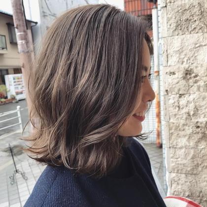 【光色⭐️イルミナカラー】イルミナカラー&Aujuaトリートメント