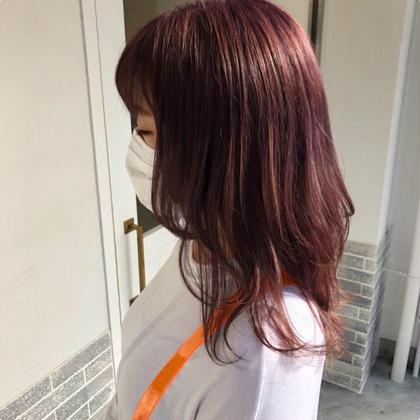 cut & Wcolor & treatment