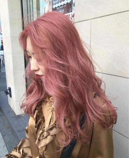 💘人気No1✨ブリーチ+カラー+トリートメント《ハイトーン派手髪にしたい方おススメ✨》