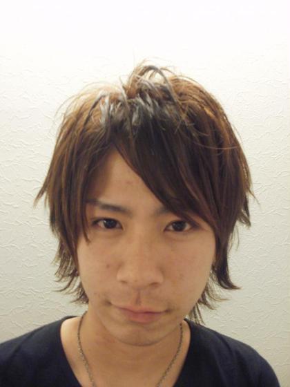 Hair&Make CLEAR所属・黒木健悟のスタイル