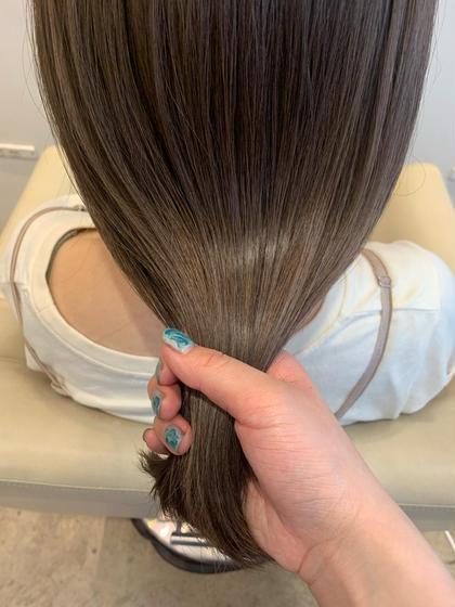 【平日限定】🌼髪質改善トリートメント2回目以降の方「ハナサカス」+カラー🌼