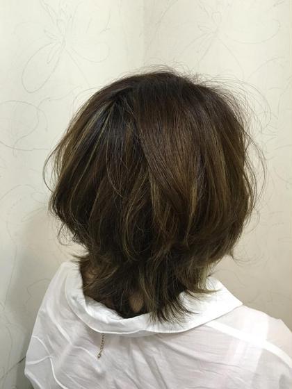 Hair&Make  Posh門前仲町店所属・塚本謙のスタイル