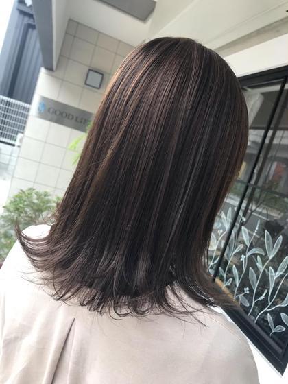 ヘアホスピタルnikai所属の木口恭子のヘアカタログ