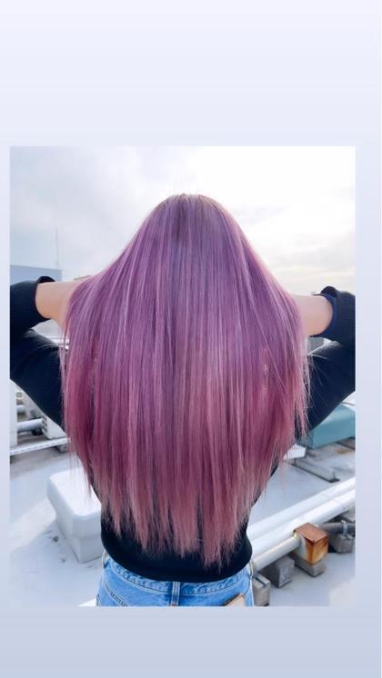 🌈【僕のオススメ話題のカラー】🌈🥥+oggi otto10ステップトリートメント✨髪に優しいを💡