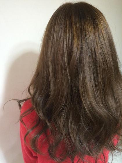 HAIR&MAKE ZEST所属・出原和弥のスタイル