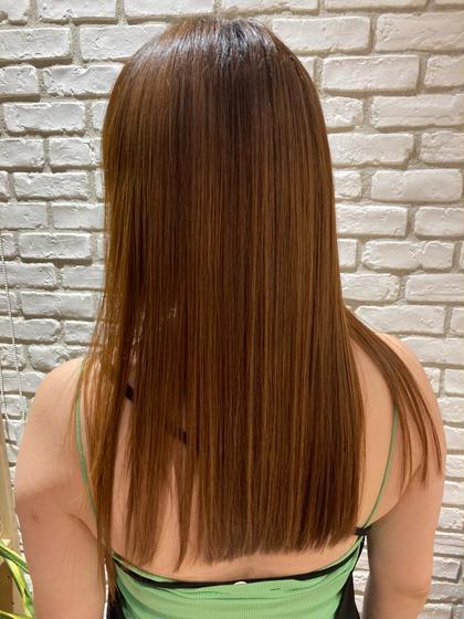 【驚きの質感】🧡カット+髪質改善酸熱トリートメント🧡
