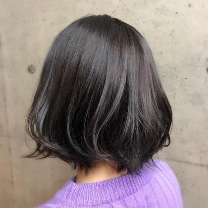 ☆今旬なグレージュカラー☆ Cyan hair labo所属・石井彰浩のスタイル