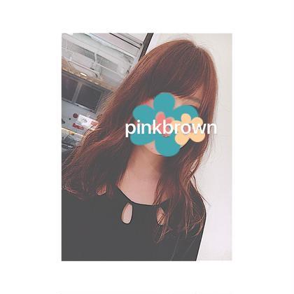 ピンクブラウン♡ k-two所属・黒瀬梨央のスタイル