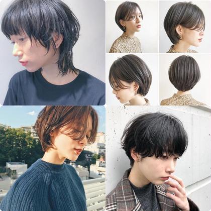 【平日ショートヘア限定】カット & トリートメント
