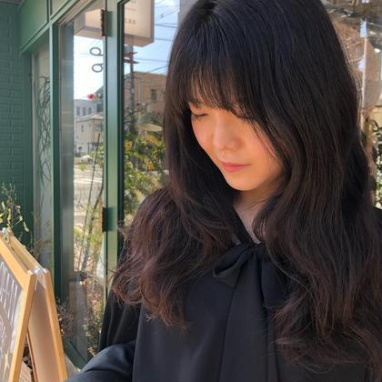 (新規のみ)カット+コスメパーマ   5700円