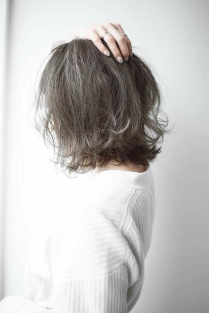 ROMEO梅田のショートのヘアスタイル