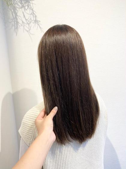 カット+髪質改善トリートメント🍎【荻窪】