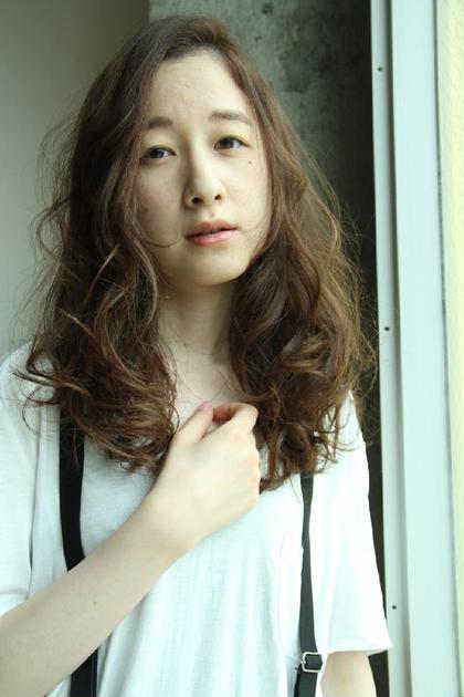 FUNIC styleG所属のyo- のヘアカタログ