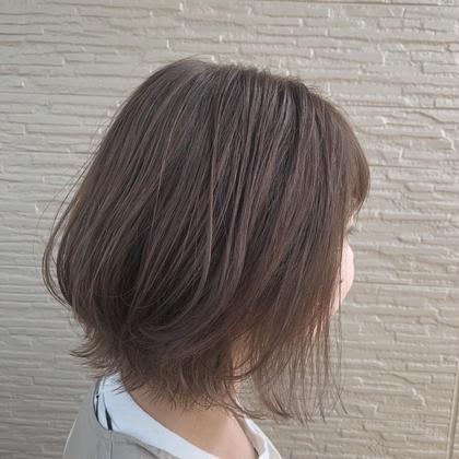 「1日2名限定✨」髪質に合わせたレシピで長持ち⭐︎透明感カラー+2ステップトリートメント