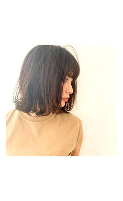 人気No.3❣️トーンダウン限定‼️ブリーチ無し透明感カラー &トリートメント
