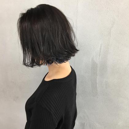 N/92co.似合わせカット&シアライト(ハイライト)&シアカラー