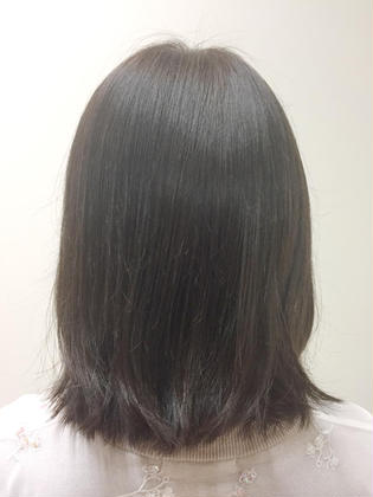 ダメージ5分の1で人気のイルミナカラー♪ 透明感ある上品カラー! CIEL Hair Salon所属・平塚大貴のスタイル