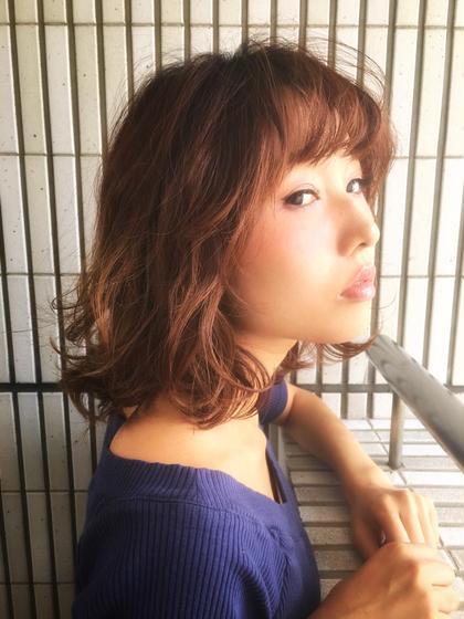 【長さ料金なし】似合わせカット&透明感抜群カラー&TOKIOトリートメント