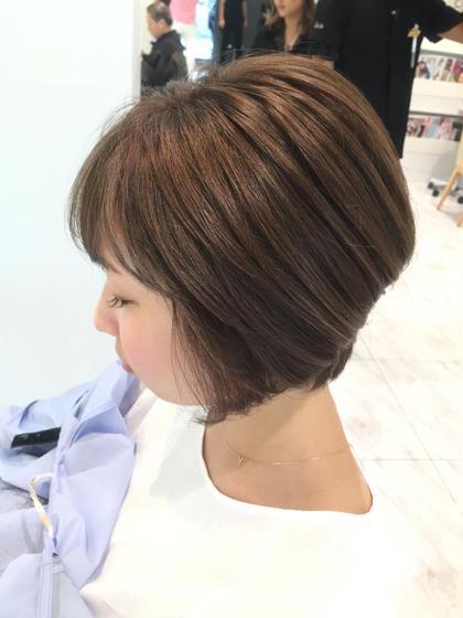 お得なスペシャル艶髪コース(ショートヘア)