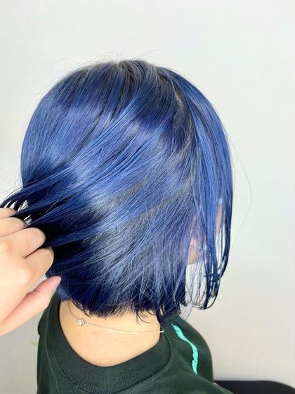 😨え、こんな値段大丈夫??😨夏限定‼️‼️🌺発色抜群ダブルカラー+🌈さら艶‼️髪質改善トリートメント🌈