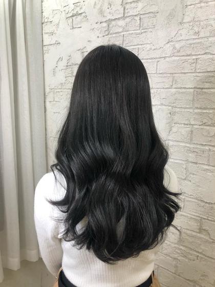 イルミナカラーで透明感のあるサラサラな髪に仕上げます!
