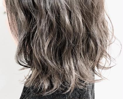 ❣️枝毛、ダメージ軽減❣️キャラデコカラー+薬剤除去後処理+ダメージ軽減オラプレックス入り